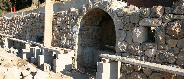 pierre sèche de parement