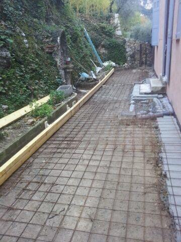 chape beton pour dallage