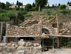 murs en pierre sèche